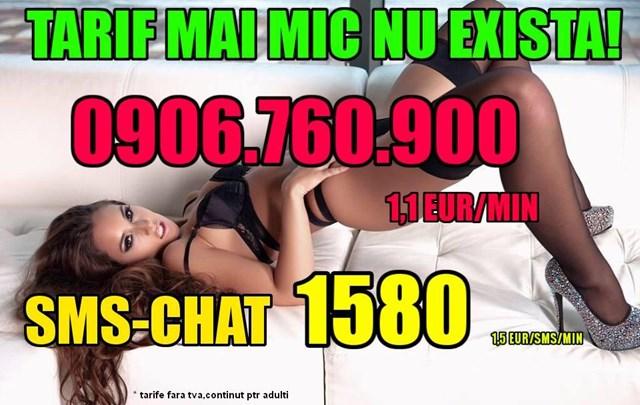 Masturbeaza-te cu mine, TARIF MAI MIC NU EXISTA! Doar aici 1,1 eur/min! Voce si SMS live!  tel. voce 0906760900
