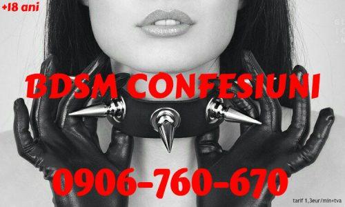 Confesiuni din BDSM Sex