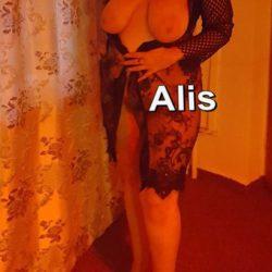 Alis - Doamna matura-ofer masaj erotic si sex total Domnilor-interesati